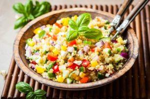Como hacer Ensalada de Quinoa